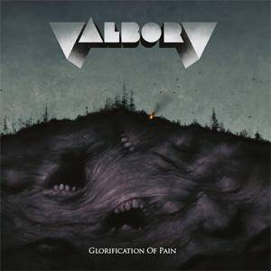 Valborg: Glorification Of Pain - Cover