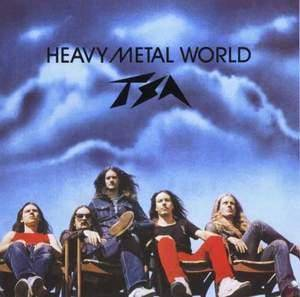 TSA: Heavy Metal World - Cover