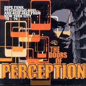 Doors Of Perception, The - Cover