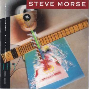 Steve Morse: High Tension Wires - Cover