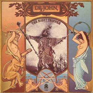 Cover - Dr. John: Sun, Moon & Herbs, The