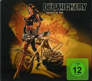Debauchery: Rockers & War (CD + DVD) - Bild 2