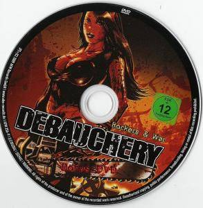 Debauchery: Rockers & War (CD + DVD) - Bild 5