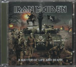 Iron Maiden: A Matter Of Life And Death (CD) - Bild 5