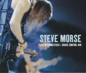 Cover - Steve Morse: Live In Connecticut + Cruise Control DVD