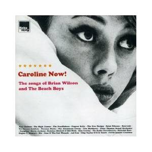 Cover - Eric Matthews: Caroline Now: The Songs Of Brian Wilson And The Beach Boys