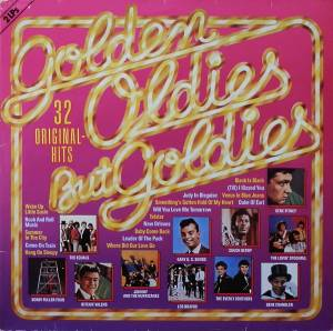Cover - Edsels, The: Golden Oldies But Goldies