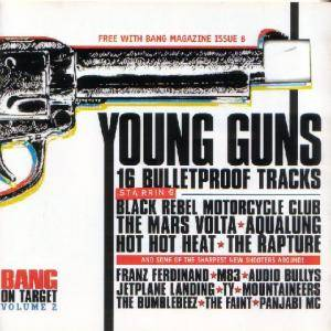 Cover - Ty: Bang On Target Volume 2: Young Guns
