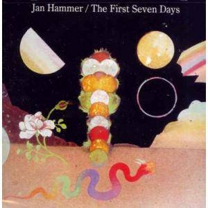 Cover - Jan Hammer: First Seven Days, The