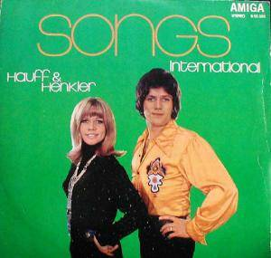 Cover - Hauff & Henkler: Songs International