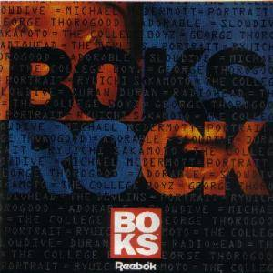 Cover - Portrait: Boks Rock