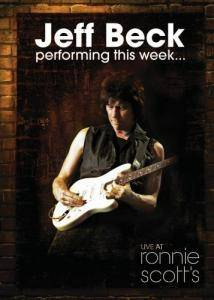 Jeff Beck: Performing This Week... Live At Ronnie Scott's - Cover