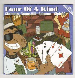 Cover - Skatoons, The: Four Of A Kind
