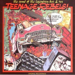Teenage-Rebels - She Came In Through The Bathroom Window - Cover