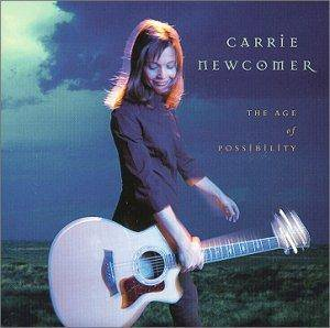 Cover - Carrie Newcomer: Age Of Possibility, The