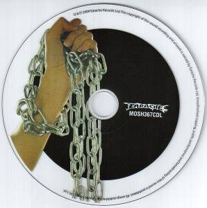 Cauldron: Chained To The Nite (CD + Single-CD) - Bild 4