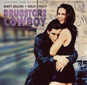 Drugstore Cowboy - Cover