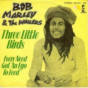 Bob Marley & The Wailers: Three Little Birds - Cover