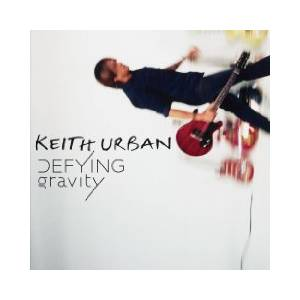Cover - Keith Urban: Defying Gravity