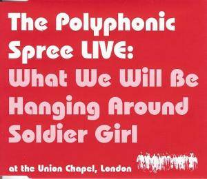 Cover - Polyphonic Spree, The: What We Will Be