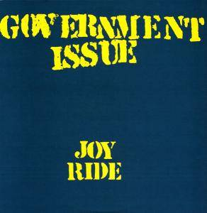Cover - Government Issue: Joy Ride