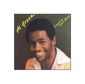 Cover - Al Green: Explores Your Mind
