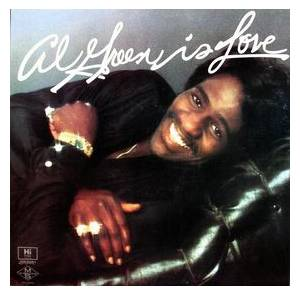 Cover - Al Green: Al Green Is Love
