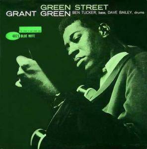 Grant Green: Green Street - Cover