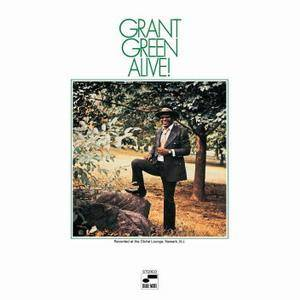 Grant Green: Alive! - Cover