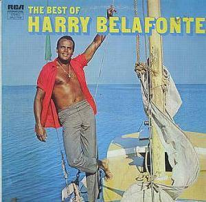Harry Belafonte: Best Of Harry Belafonte, The - Cover