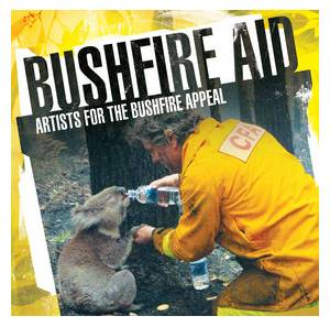 Cover - Pete Murray: Bushfire Aid: Artists For The Bushfire Appeal