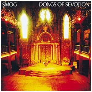 Smog: Dongs Of Sevotion - Cover