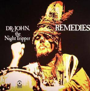 Dr. John: Remedies - Cover