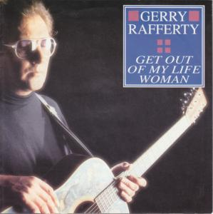 Cover - Gerry Rafferty: Get Out Of My Life Woman
