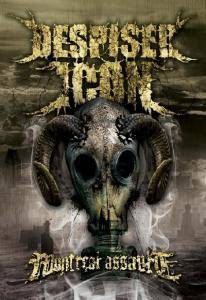 Cover - Despised Icon: Montreal Assault