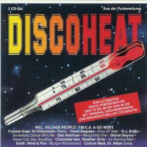 Cover - Crusaders Feat. Randy Crawford, The: Discoheat