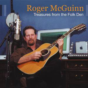 Cover - Roger McGuinn: Treasures From The Folk Den