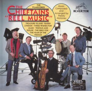 Chieftains, The: Reel Music - Cover