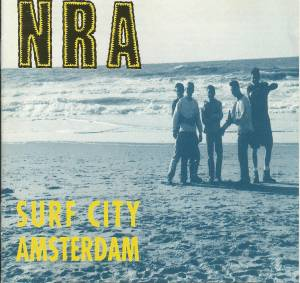 Cover - NRA: Surf City Amsterdam