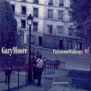 Gary Moore: Parisienne Walkways '93 - Cover