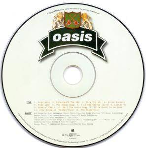Oasis: The Masterplan (CD) - Bild 3