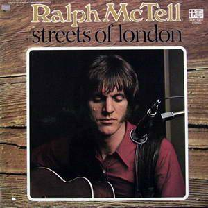 Cover - Ralph McTell: Streets Of London