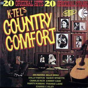 K-Tel's Country Comfort - Cover