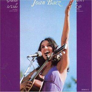 Joan Baez: Gracias A La Vida (Here's To Life) - Cover