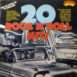 Cover - Johnny Otis: 20 Rock 'n' Roll Hits