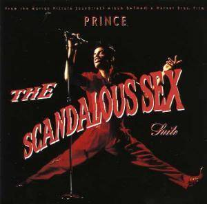 Prince: Scandalous Sex Suite, The - Cover