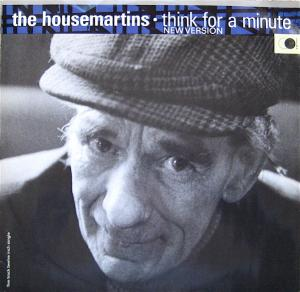 Cover - The Housemartins: Think For A Minute (New Version)