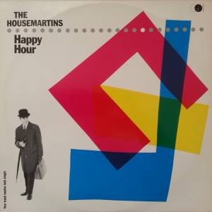 Cover - Housemartins, The: Happy Hour