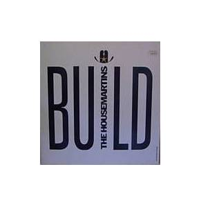 The Housemartins: Build - Cover