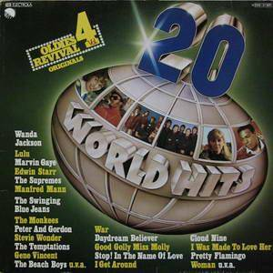 Cover - Johnny Otis: 20 World Hits - Oldies Revival Vol. 4